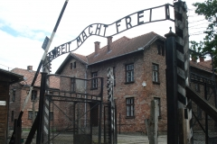 Auschwitz I Gate